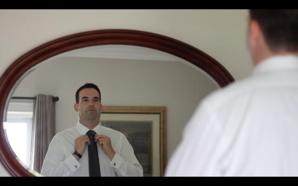 groom tie