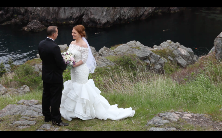 wedding videography newfoundland