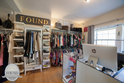 found consignment boutique