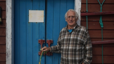 melvin, twillingate, fisherman